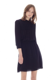 Ingrid Dress - Black
