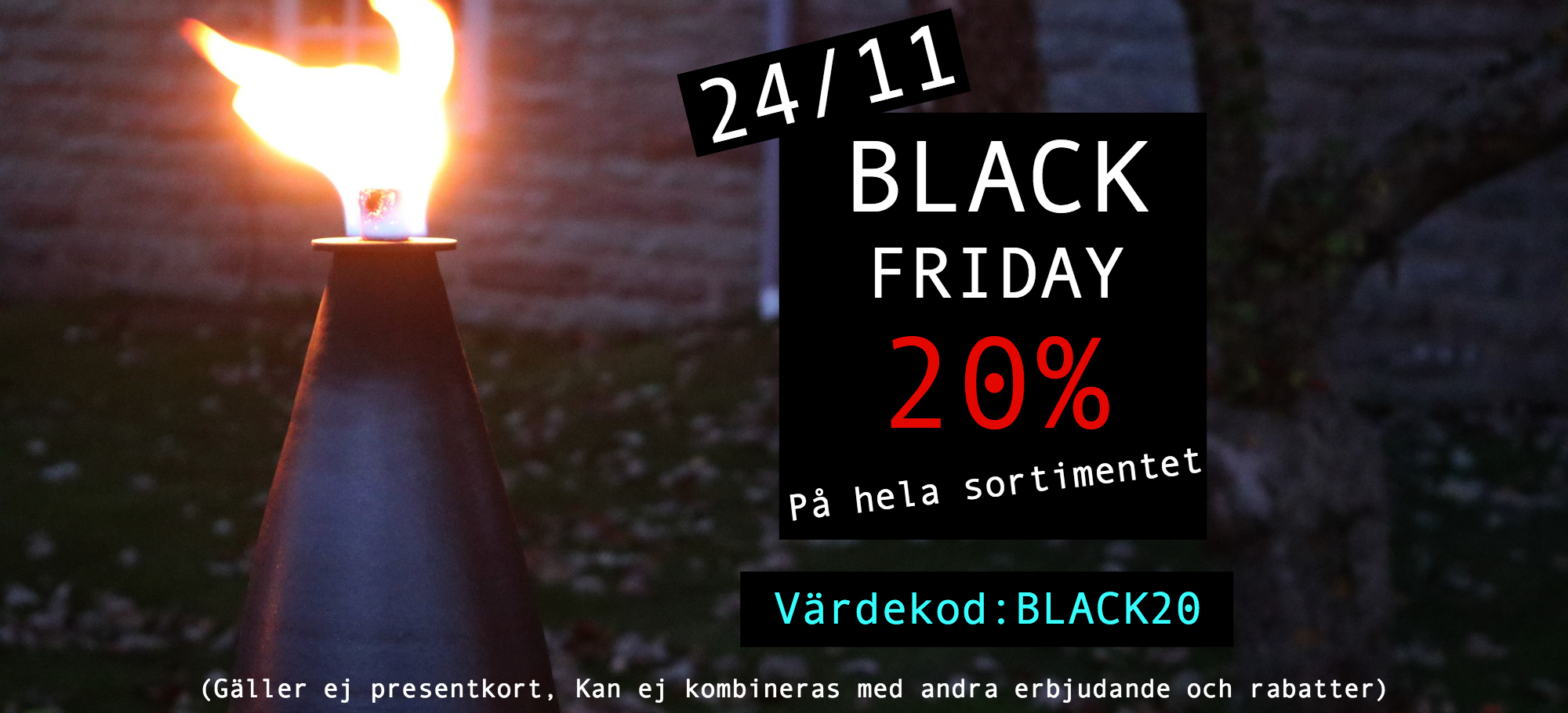 Black Friday Alséns