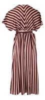 Cindy Broad Stripe Dress