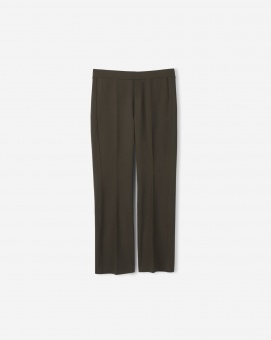 Poe Cropped Jersey Pant