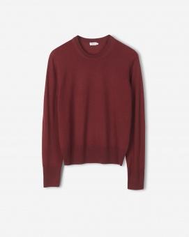 Merino R-neck Sweater