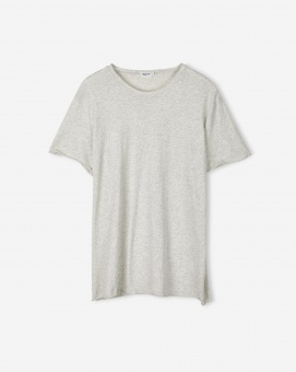 M. Roll Neck Melange Tee