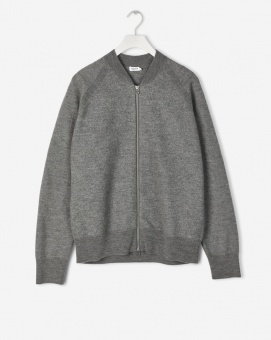 FILIPPA K Boiled Wool Zip Jacket