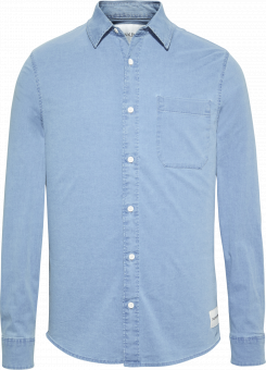 CHAMBRAY SLIM FIT SHIRT