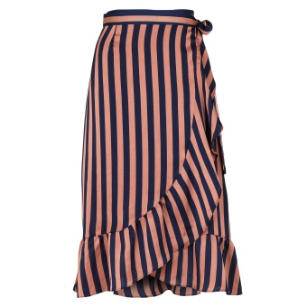 Mika Broad Stripe Skirt