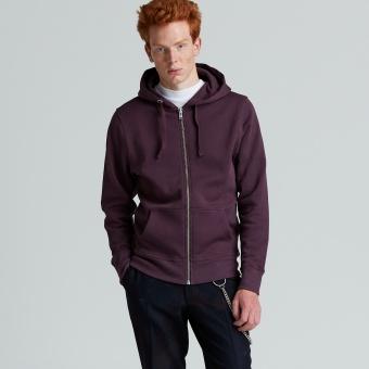 Zip Hood Sweater
