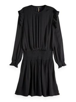 SCOTCH & SODA Draperad klänning