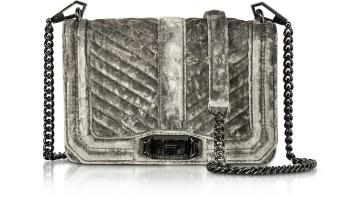 REBECCA MINKOFF Small Chevron Love