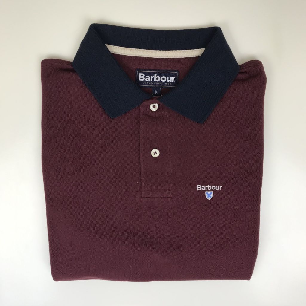 Barbour, lynton polo