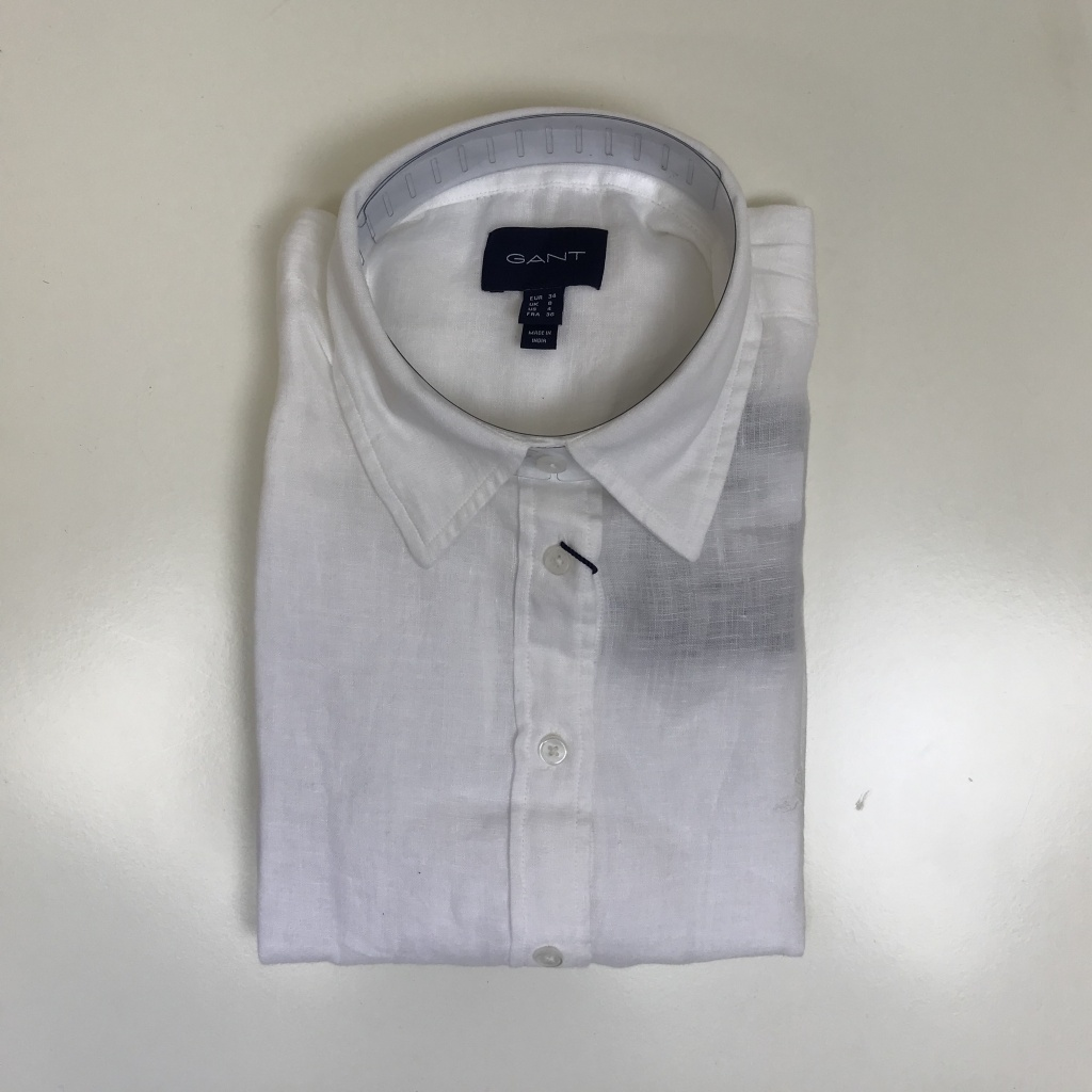GANT, The linen chambray shirt