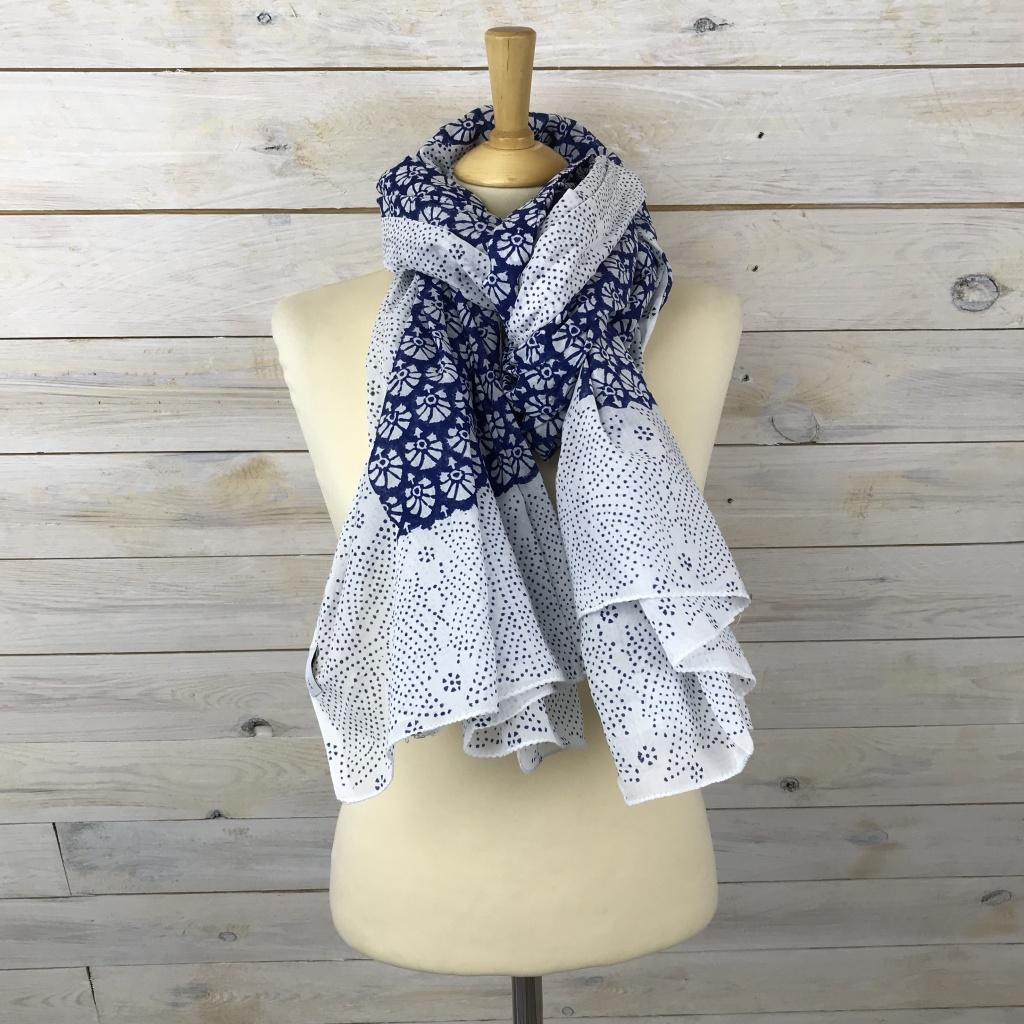 Zen Ethic, scarf