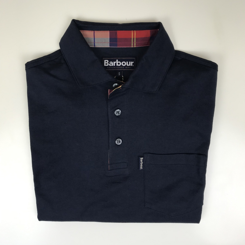 Barbour, brandreth polo