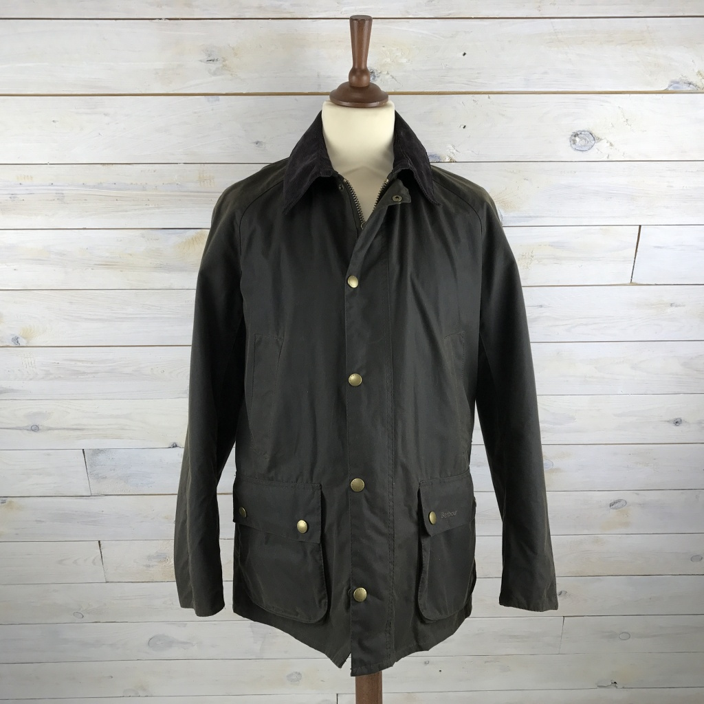Barbour, ashby wax jacket