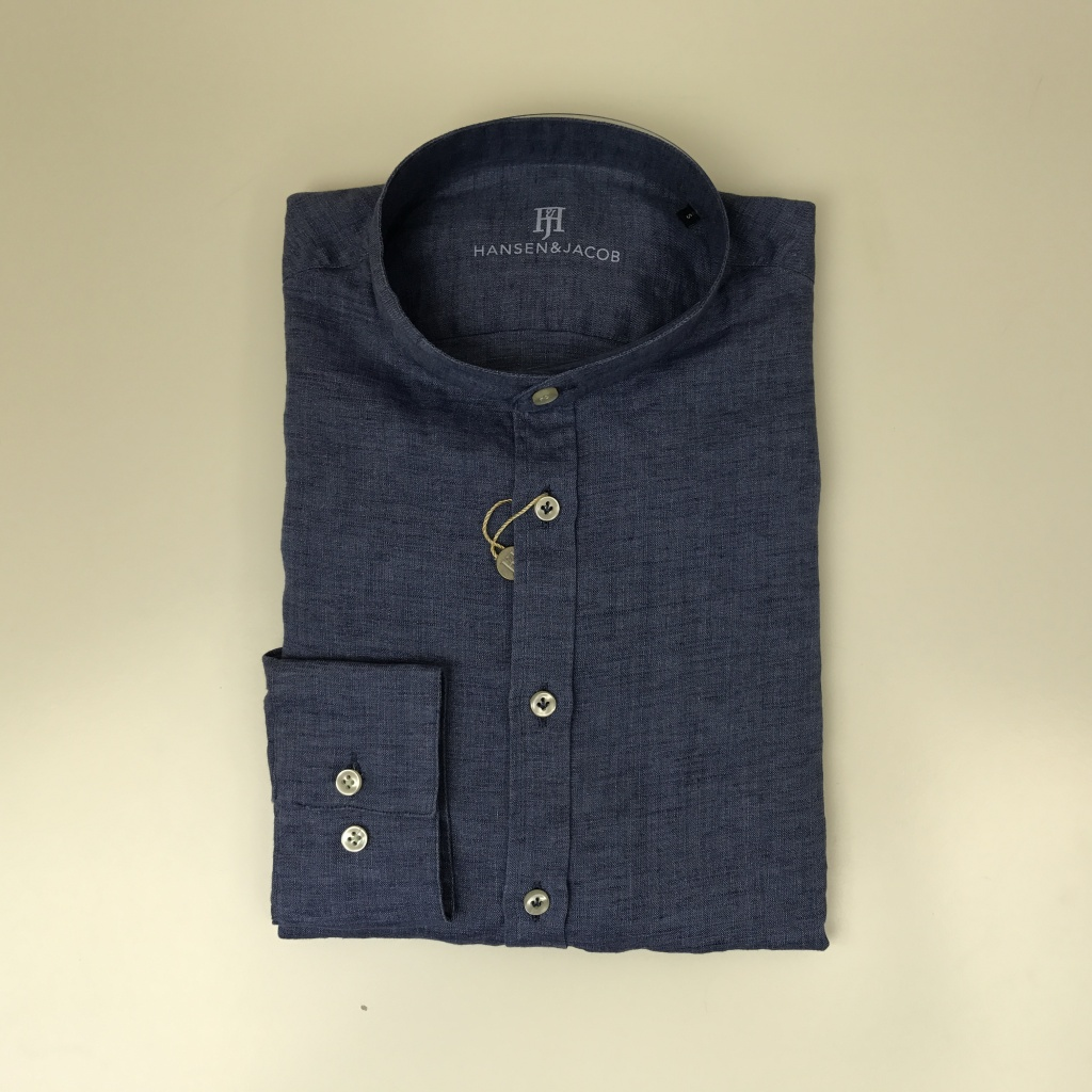 Hansen & Jacob, Shirt korean collar