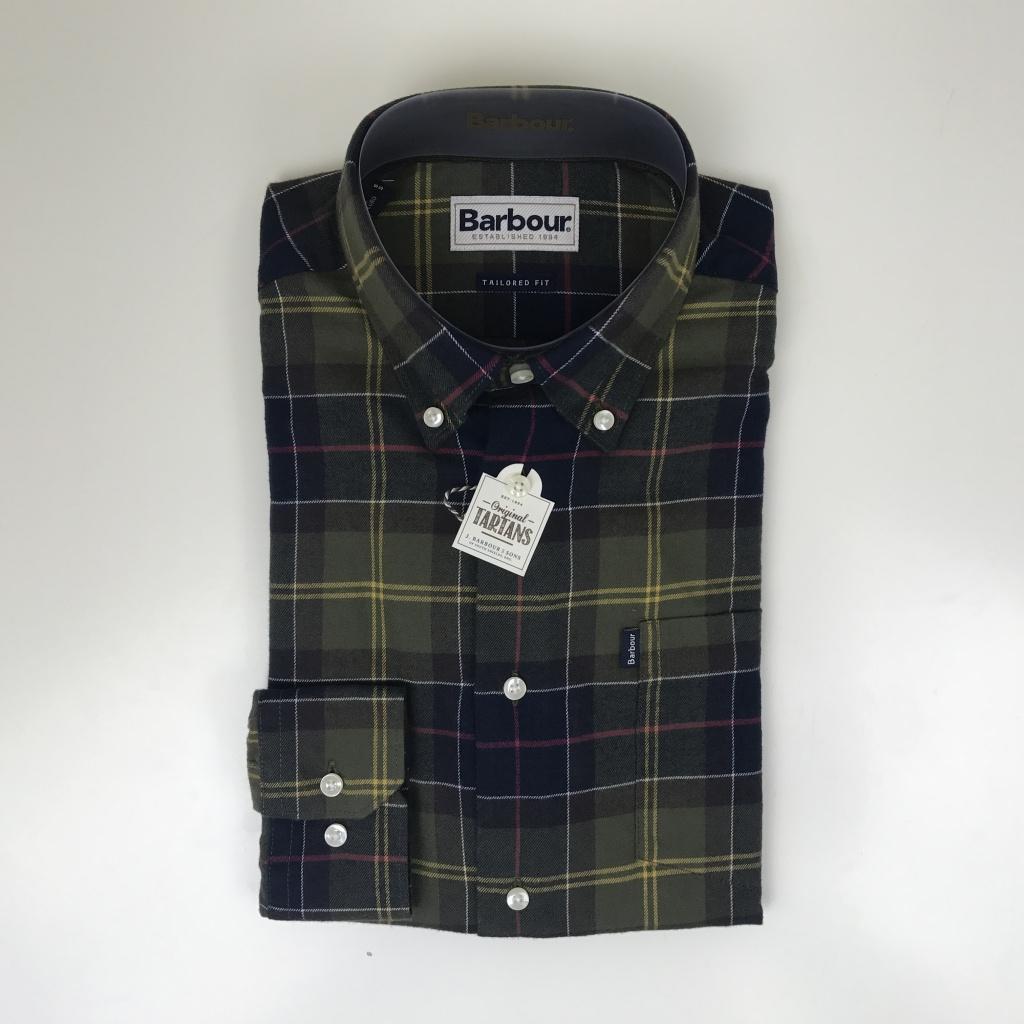Barbour, Murray shirt