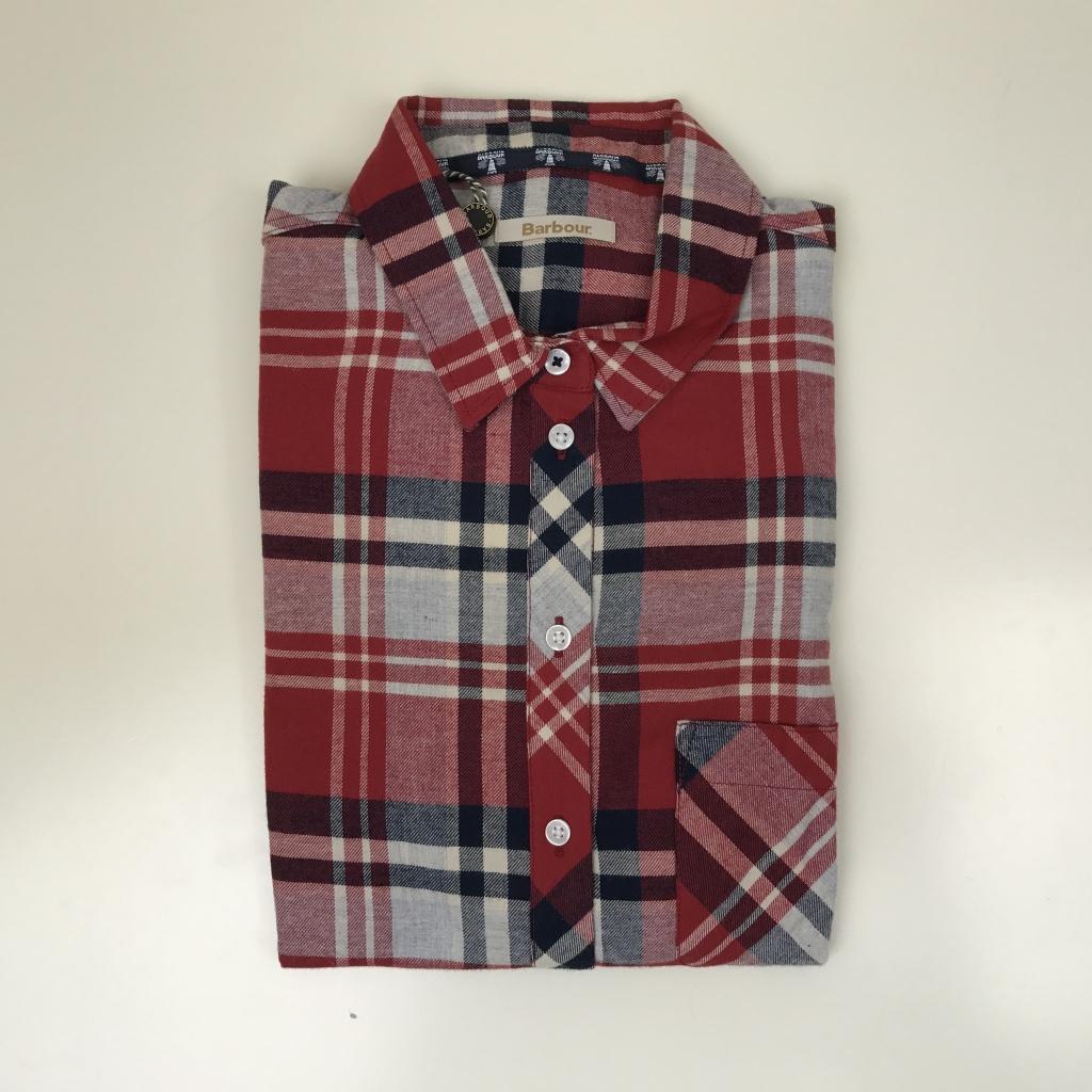 Barbour, Bressay shirt