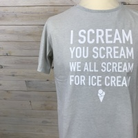 Hansen & Jacob, Ice cream t-shirt