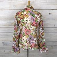 By TiMo, Delicate semi skjorta