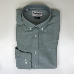 Barbour, oxford tailored skjorta