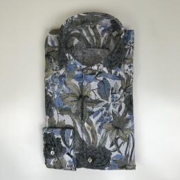 Stenströms, blommig skjorta
