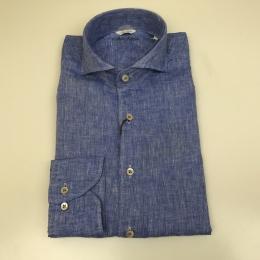 Stenströms, Fitted body linen shirt