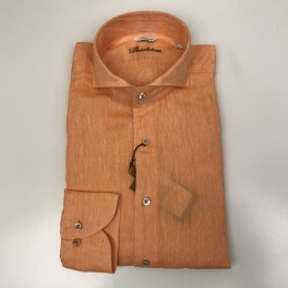 Stenströms, Fitted body linen shirt