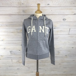 GANT, Arch logo hoodie