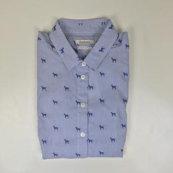 Barbour, hampton skjorta