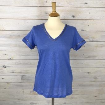 Mos Mosh, Gina V-neck t-shirt