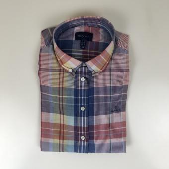 GANT, Madras skjorta