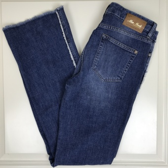 Mos Mosh, Percy Frill Flare Jeans