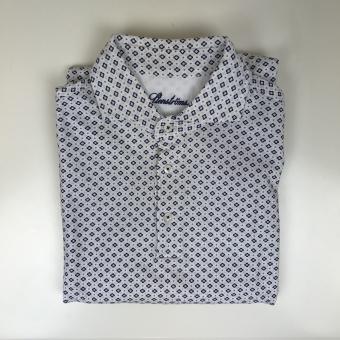 Stenströms, french lily skjorta