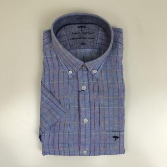 Fynch Hatton, Linen combi skjorta