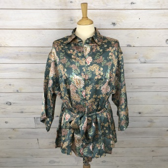 Stenströms, feminine shirt kimono