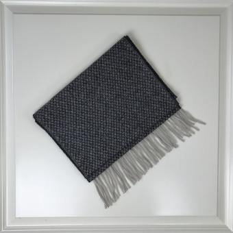 Hansen and Jacob, Checked pattern scarf