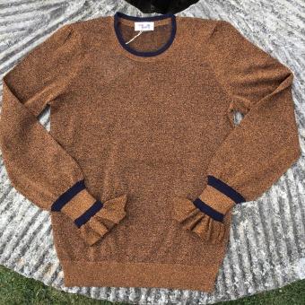 Baum und Pferdgartaen Caramel Sweater