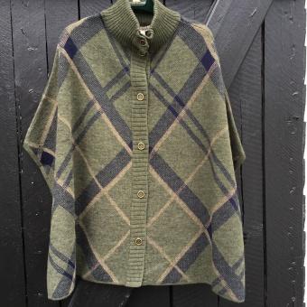 Barbour, croft knit