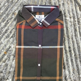 Barbour, dorothy shirt