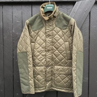 Barbour, horstead jacket