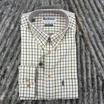 Barbour, Sp tattersall shirt