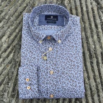 Hansen & Jacob Flower Wash Shirt