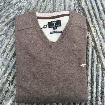 Fynch Hatton, V-neck lambswool