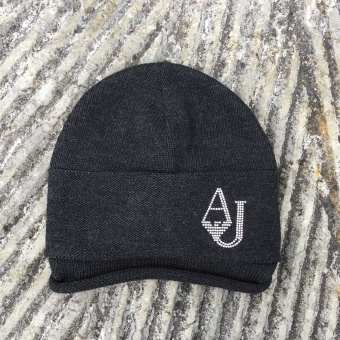 Armani, women's knit hat