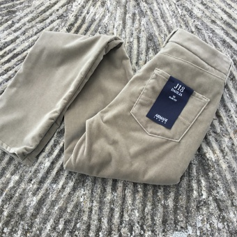 Armani, pocket pants
