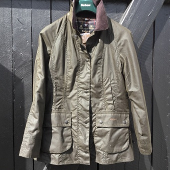 Barbour, classic beadnell