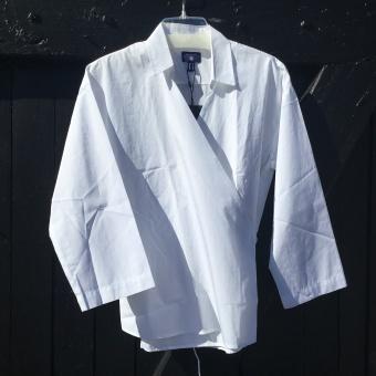 Gant, overlap shirt