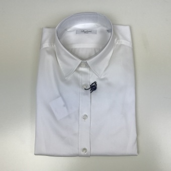 Stenströms, Classic shirt in satin stretch