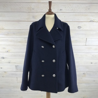 Gant, Bonded wool pea coat