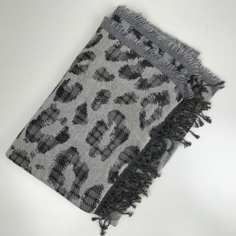 Linda Lykke sjal,leo
