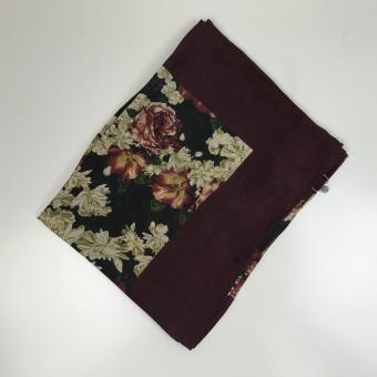 Stenströms scarf vinröd